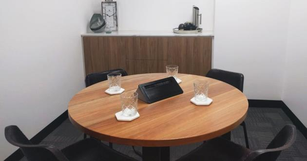 4 Person Meeting Space in CBD