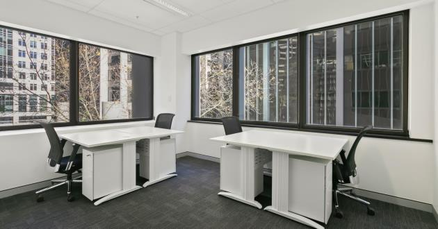 Private 4-5 Person Meeting Room in Sydney CBD