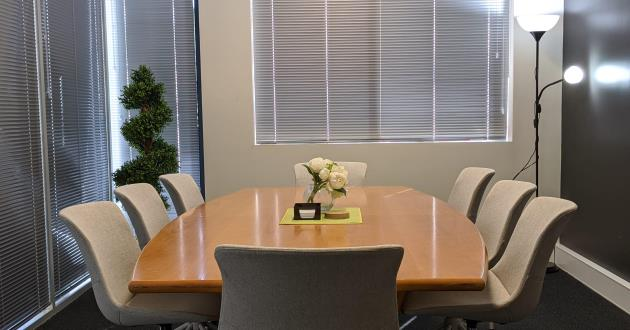 8 people Board Room near Brisbane city