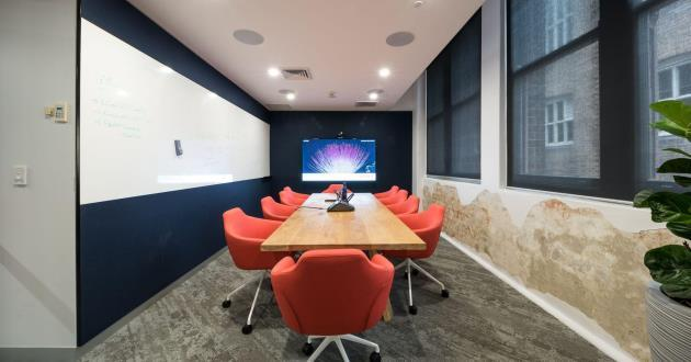 10 Person Meeting Room in Ultimo (H)
