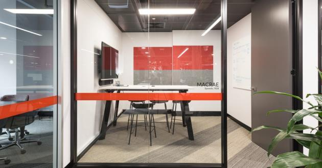 6 Person Meeting Room in Ultimo (M)