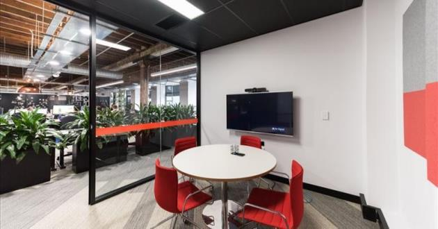 4 Person Meeting Room in Ultimo (W)