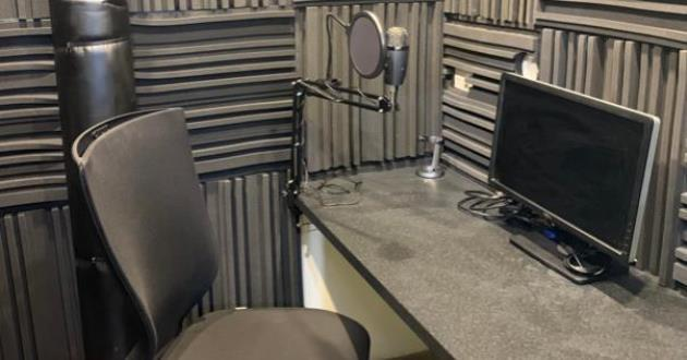 Podcast Recording Studio in Cremorne/Richmond