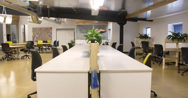 Private Desk Space
