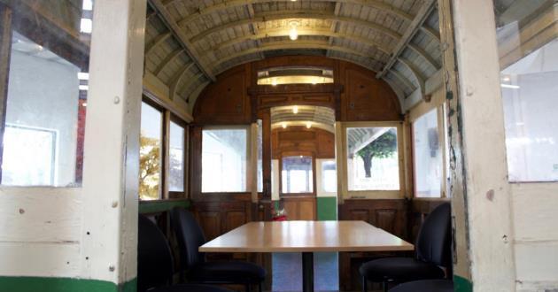 W-Class Tram Nth - Richmond's most creative meeting space