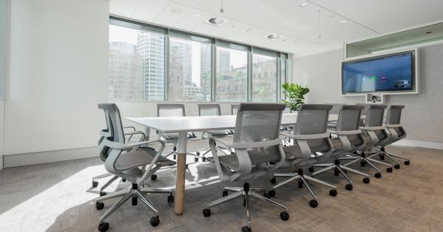 14 Person Boardroom in Farrer Place C4