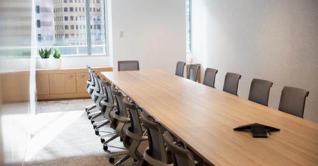 20 Person Boardroom in Farrer Place F