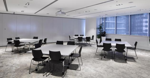 30 Person Training Room in Farrer Place BG