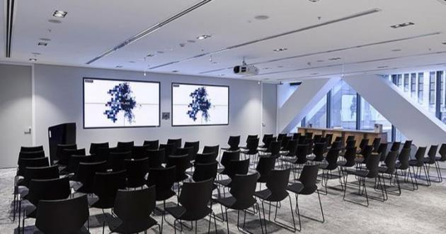 50 Person Seminar Space in Farrer Place A