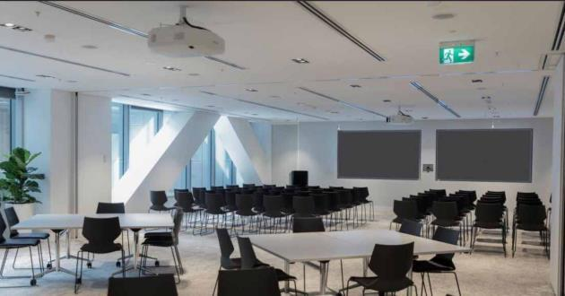150 Person Seminer Space in Farrer Place AB