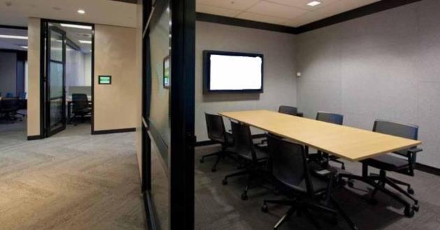 6 Person Meeting Room in Brisbane (B)