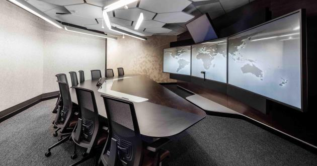 9 Person Meeting Room in Brisbane (I)