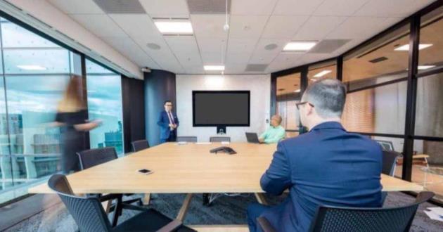 12 Person Meeting Room in Brisbane (B1)