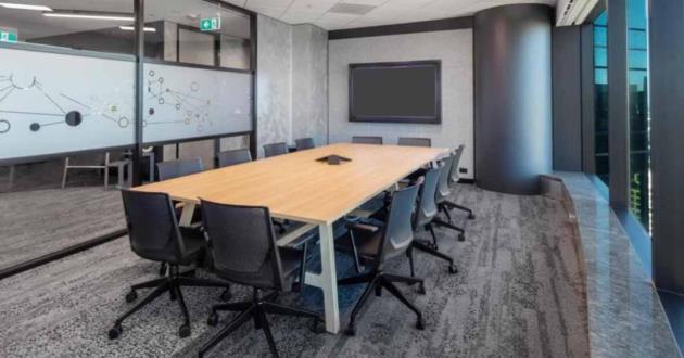 12 Person Meeting Room in Brisbane (B3)