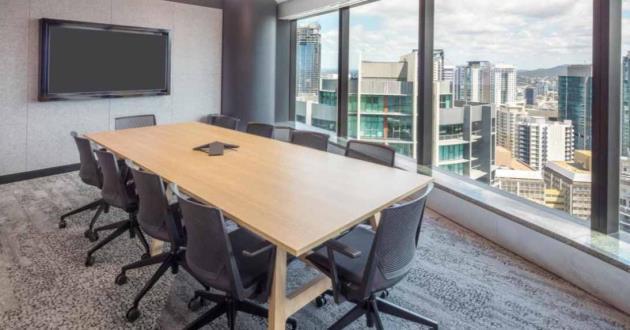 12 Person Meeting Room in Brisbane (B4)