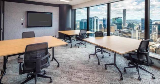 12 Person Meeting Room in Brisbane (S1)