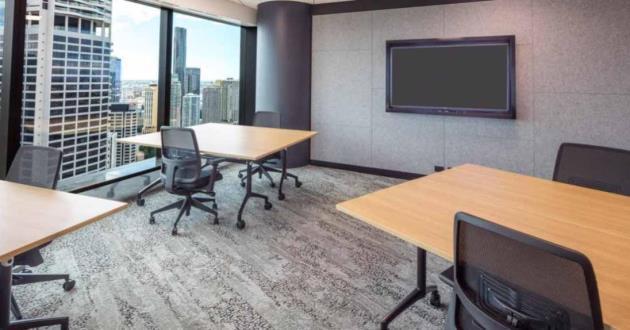 12 Person Meeting Room in Brisbane (S2)