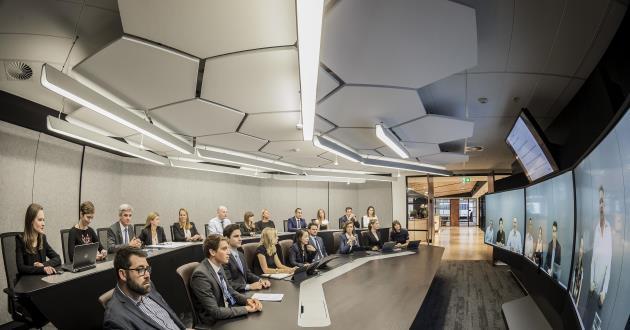 21 Person Studio in Sydney (IS)
