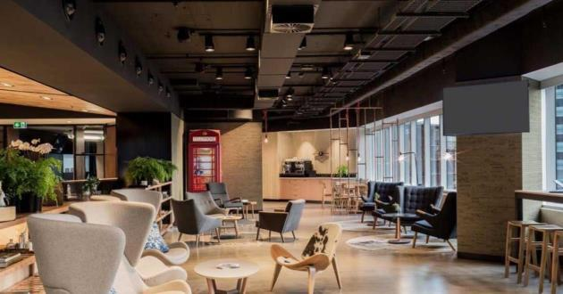 80 Person Event Space in Sydney (BL)