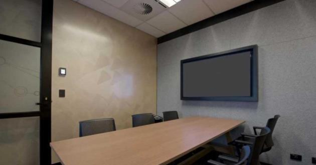 6 Person Meeting Room in Melbourne (F4)