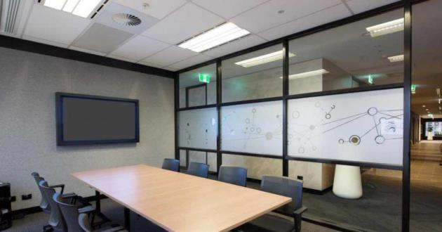 8 Person Meeting Room in Melbourne (F1)