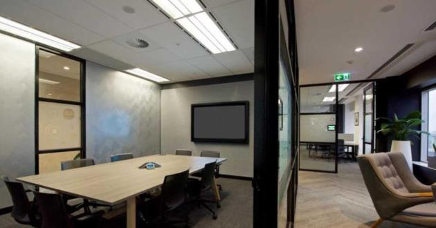 8 Person Meeting Room in Melbourne (S4)
