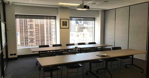 12 Person Meeting Room in Melbourne (S2)