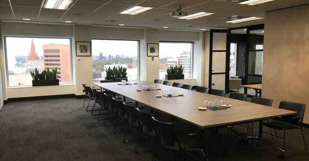 24 Person Meeting Space in Melbourne (R2)