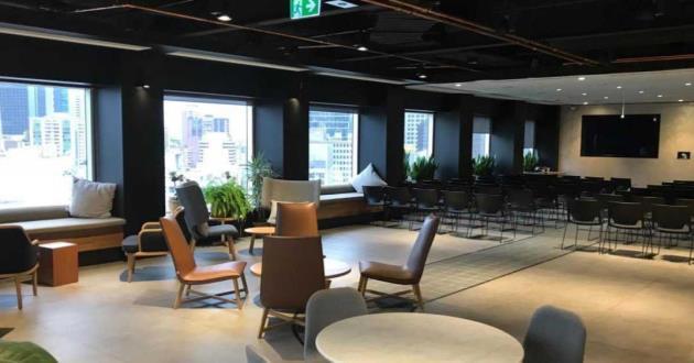 70 Person Event Space in Melbourne (AL)