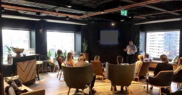 150 Person Event Space in Melbourne (ALB)