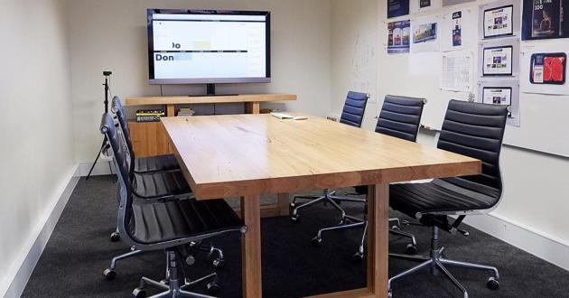 6 Person Meeting Room in Fitzroy