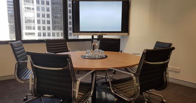 6 Person Meeting Room in Sydney CBD (Satisfaction)