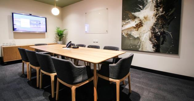 10 Person Boardroom in Sydney CBD