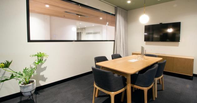 6 Person Meeting Room in Sydney CBD