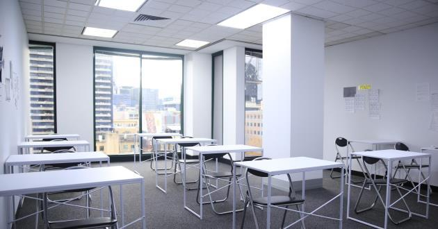 20 person Meeting Space in Melbourne/ Room Jupiter