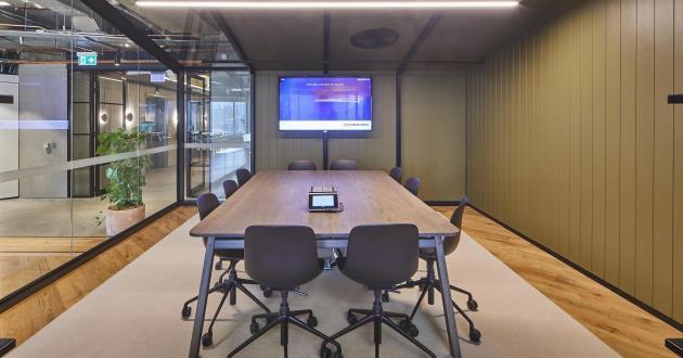 10 Person Boardroom | 10.03 in Sydney CBD