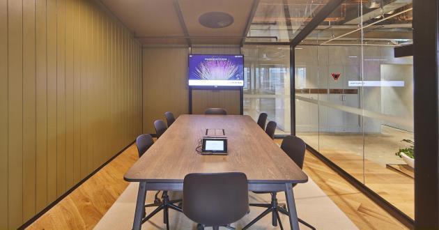 8 Person Boardroom | 10.02 in Sydney CBD