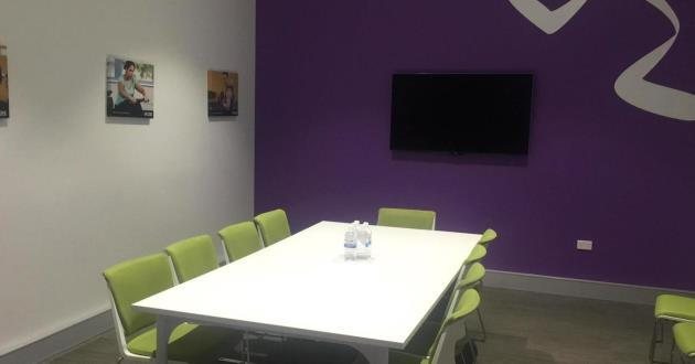 8 Person Meeting Room in Oran Park