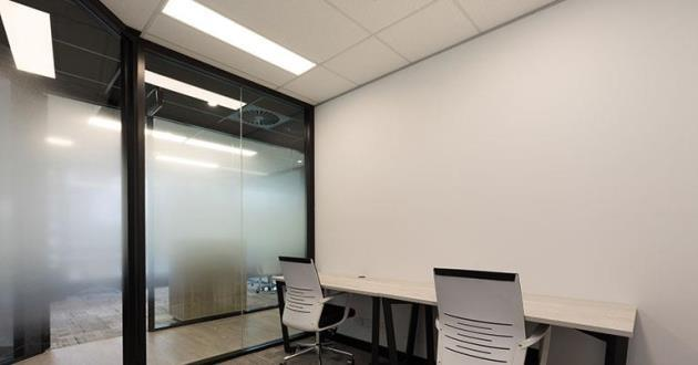 2 Person Private Office with Natural Light