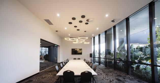 Coco - 20 Person Boardroom with Natural Light