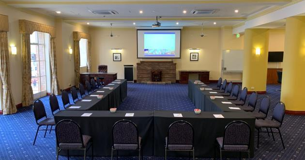 5-50 Person Light-filled Conference Room in CBD Sydney