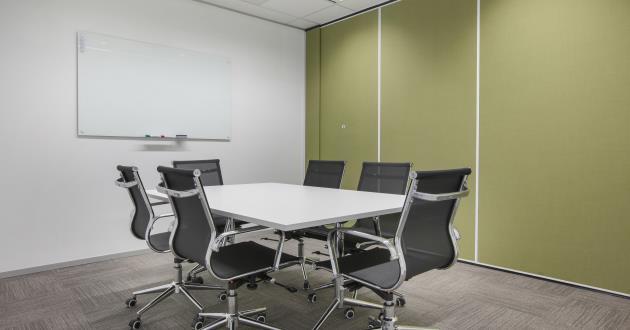 6 Person Boardroom in Golden Triangle