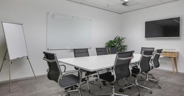 8 Person Boardroom on Eagle Street