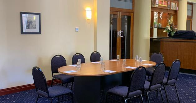 10 Person Meeting Room in Sydney
