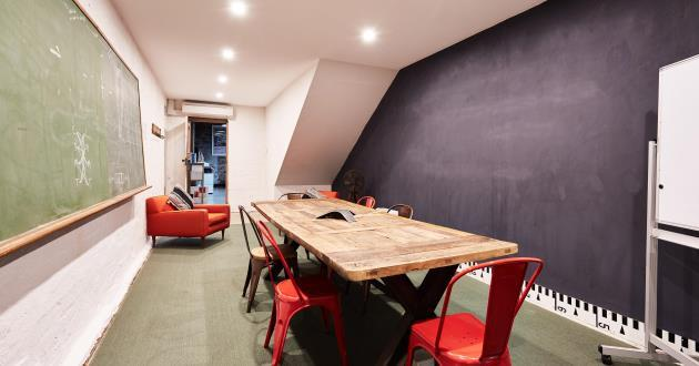 8 Person Creative Meeting Room in Glebe