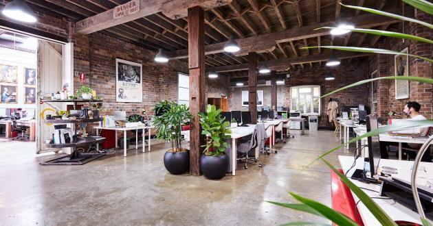 12 Desks in Creative Glebe Space