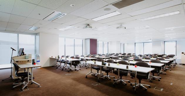 CURRENTLY CLOSED - 80 Person Training Space (T12)
