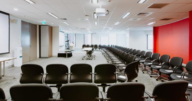 CURRENTLY CLOSED - 80 Person Training Space (T56)