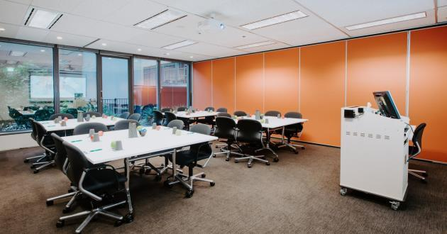CURRENTLY CLOSED - 16 Person Meeting Space (T4B)