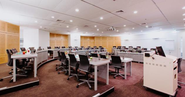 CURRENTLY CLOSED - 50 Person Conference Room (C1)
